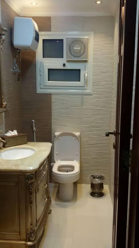 Bathroom by الرواد العرب