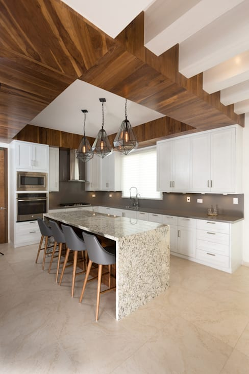 مطبخ تنفيذ TAMEN arquitectura