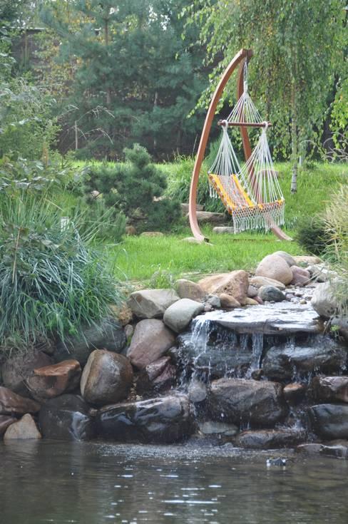 Projekty,  Ogród zaprojektowane przez Irina Derbeneva