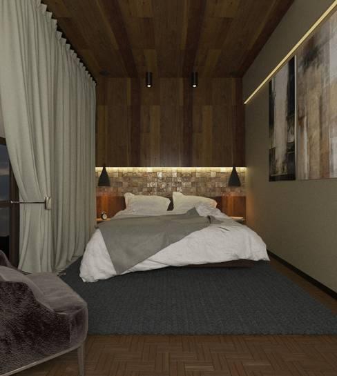 Bedroom by Open Village