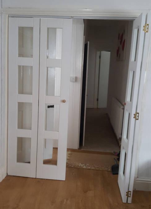 Projekty,  Okna i drzwi zaprojektowane przez Wonkee Donkee XL Joinery