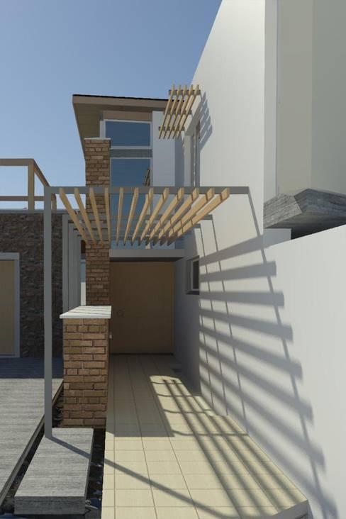 JONKERSHOEK ROAD, STELLENBOSCH:  Houses by Gallagher Lourens Architects