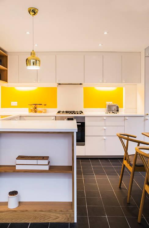 Kitchen:  Kitchen by A2studio