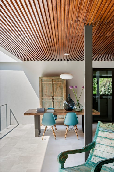 Salle à manger de style  par ÁBATON Arquitectura