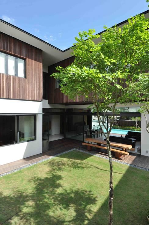 منازل تنفيذ ming architects