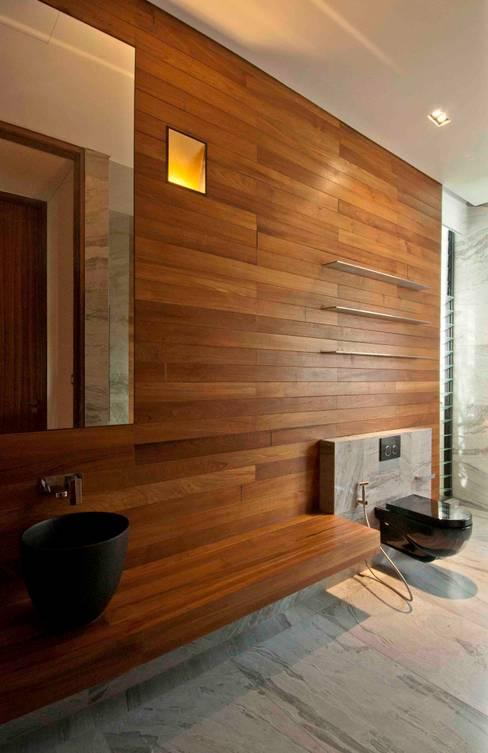 حمام تنفيذ ming architects