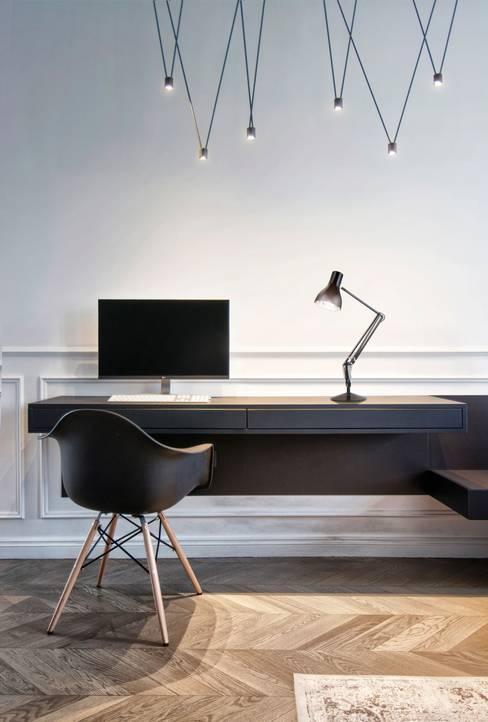 書房/辦公室 by INT2architecture