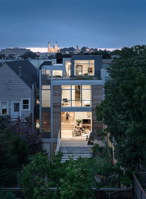 Fitty Wun:  Houses by Feldman Architecture