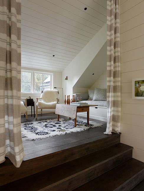 Спальни в . Автор – Feldman Architecture