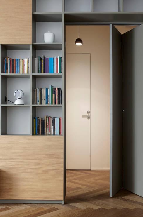 Corridor & hallway by disegnoinopera
