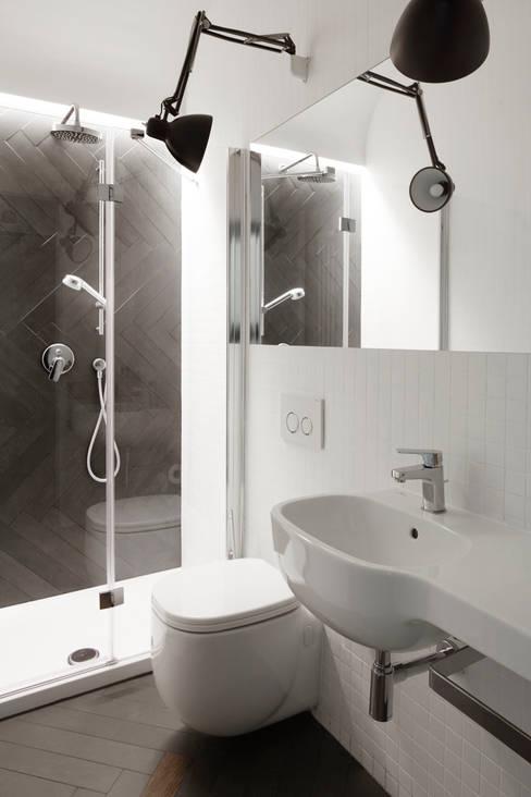 Bathroom by disegnoinopera