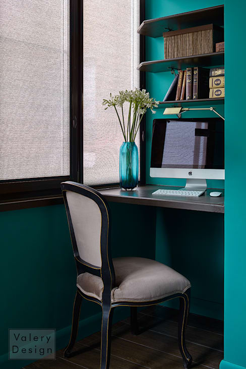 Квартира с историей: Tерраса в . Автор – Valery Design