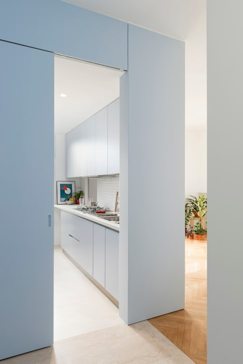 studio wokが手掛けた廊下 & 玄関