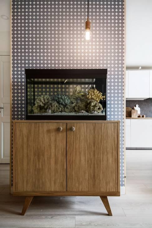 Salones de estilo  de INT2architecture