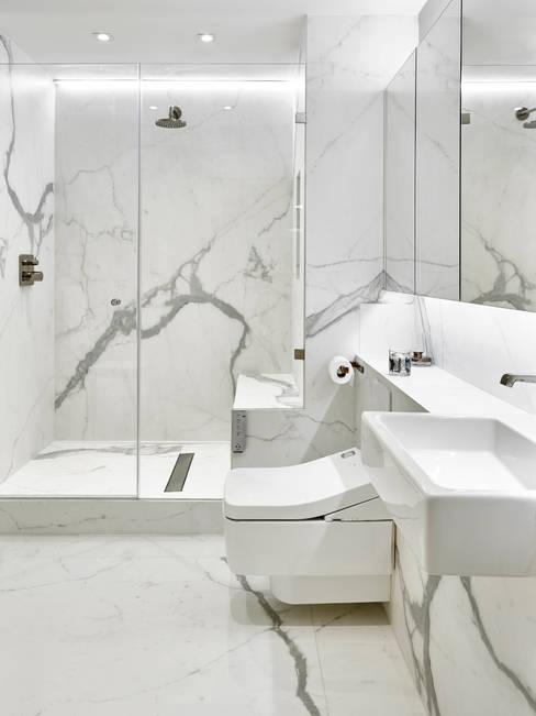 Bathroom by Morph Interior Ltd