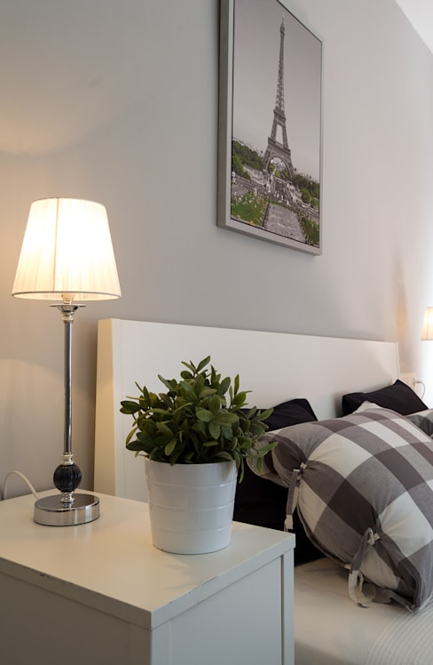 Home & Haus | Home Staging & Fotografíaが手掛けた寝室