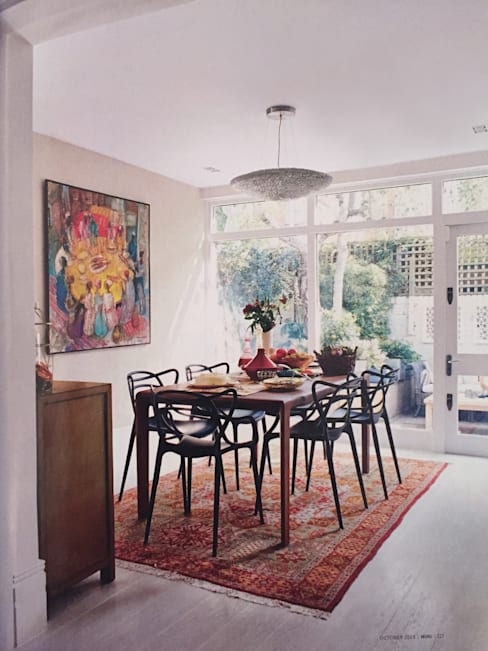 Dining room by Jam Space Ltd