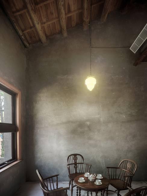 墐桐空間美學が手掛けた壁