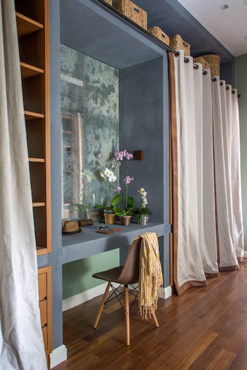 Dressing room by Jean de Just design de interiores