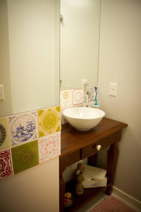 Kris Bristot Arquiteturaが手掛けた浴室