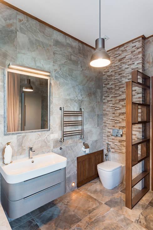 Bathroom by ARK BURO