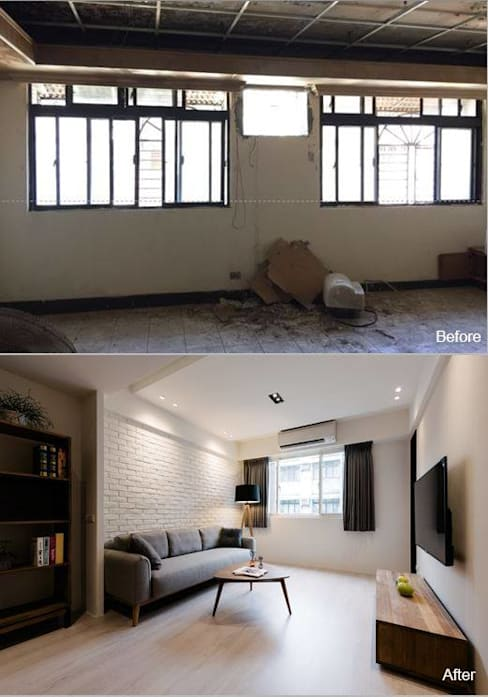 de estilo  por 隹設計 ZHUI Design Studio