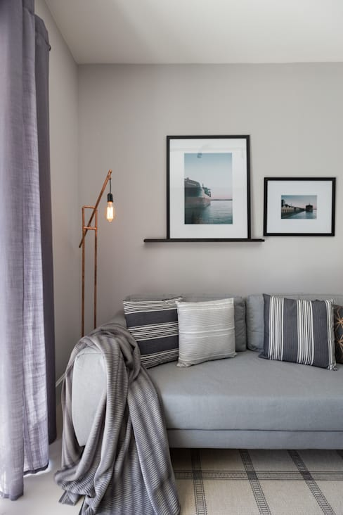 Living room by Studio Cinque