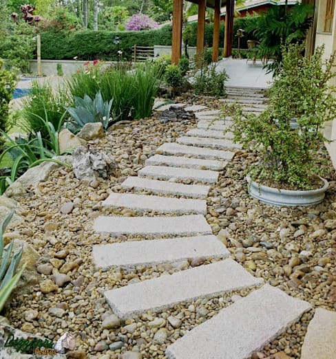 Bizzarri Pedrasが手掛けた庭