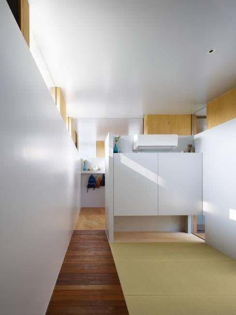 関屋の家: 藤原・室 建築設計事務所が手掛けた和室です。