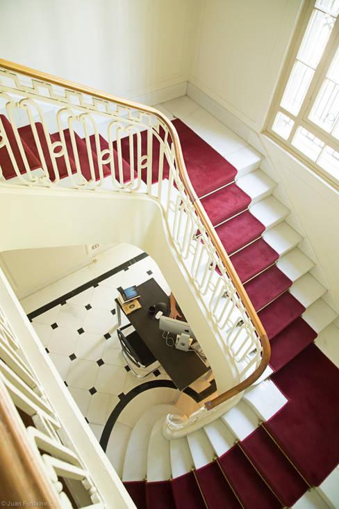 Escaleras: Escuelas de estilo  por RENOarq