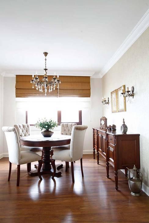 Dining room by Öykü İç Mimarlık