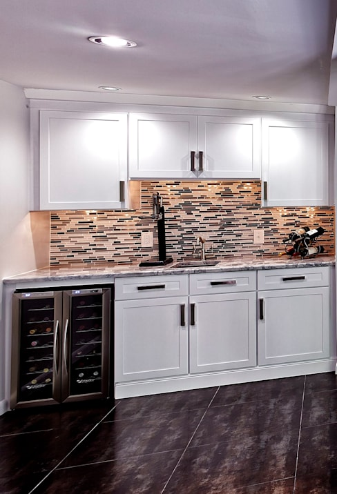 2014 Coty Award Wining Kitchen:  Kitchen by Main Line Kitchen Design