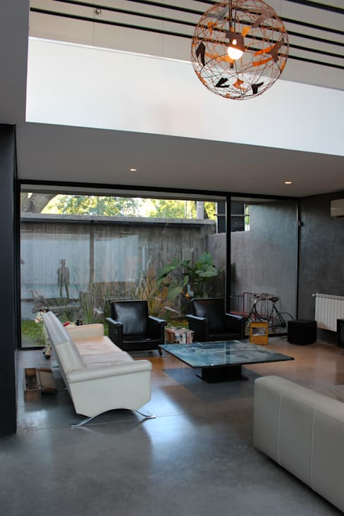 Casas de estilo  por DUA Arquitectos