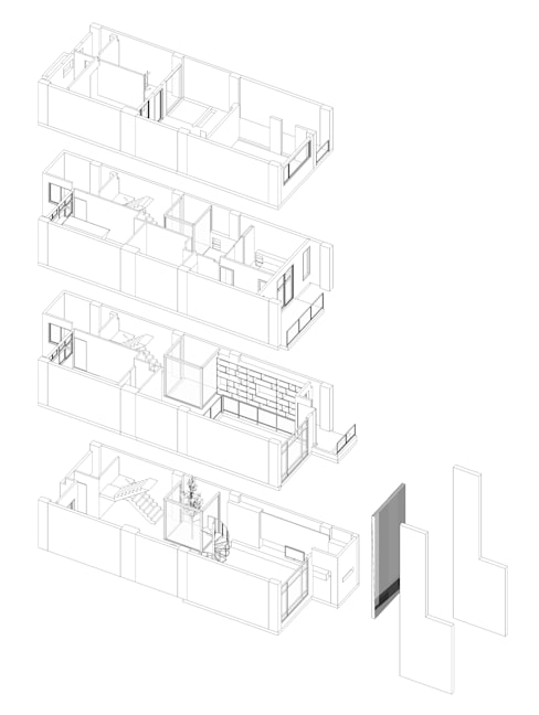 一穰設計_EO design studioが手掛けたリビング