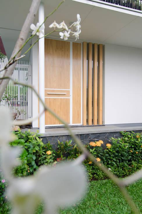Terrace by e.Re studio architects