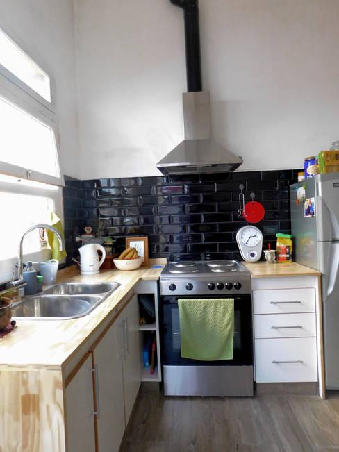 Kitchen by Dsg Arquitectura