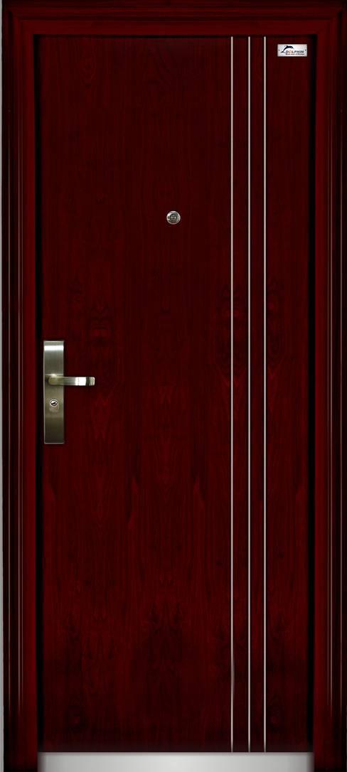 type 26 warna gelap :  Pintu by PT. Golden Prima Sentosa