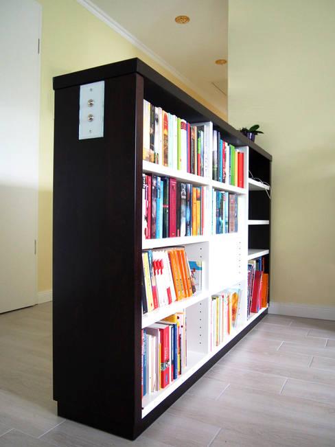 Sideboard:  Wohnzimmer von Schädlich Möbeldesign GmbH & Co. KG