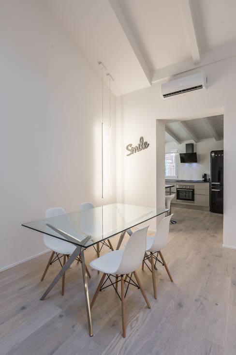 Dining room by Biondi Architetti