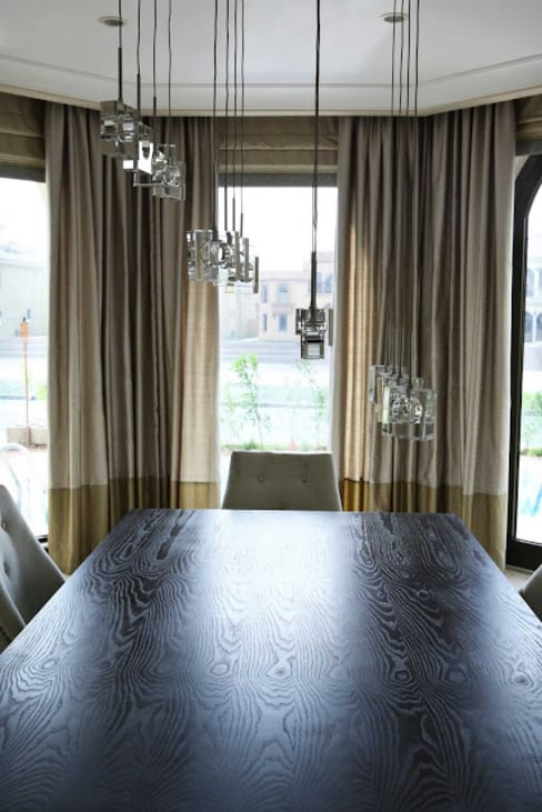 Dining room by Chameleon Interior