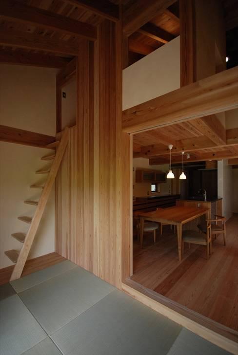 Ruang Multimedia by 神谷建築スタジオ