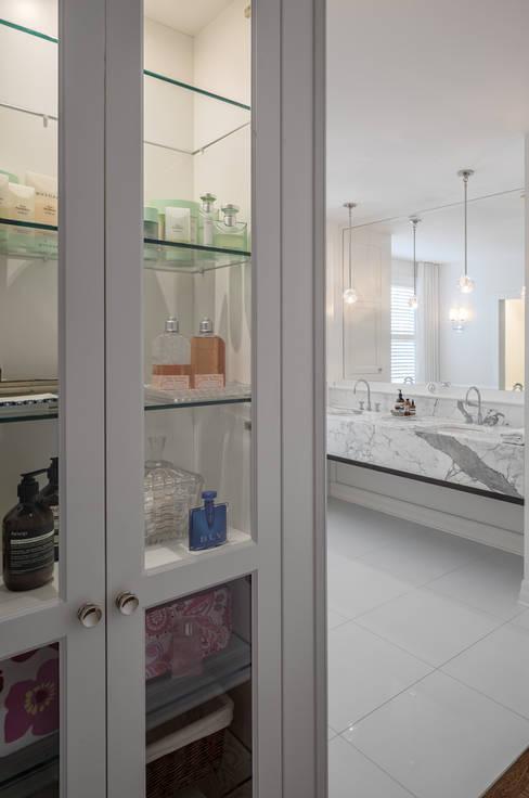 Bathroom by Flynn Architect