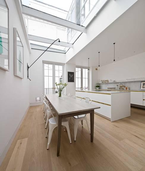 Cocinas de estilo  por Kitchen Architecture