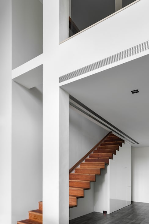 與大自然對話的智能家居:  樓梯 by 昕益有限公司
