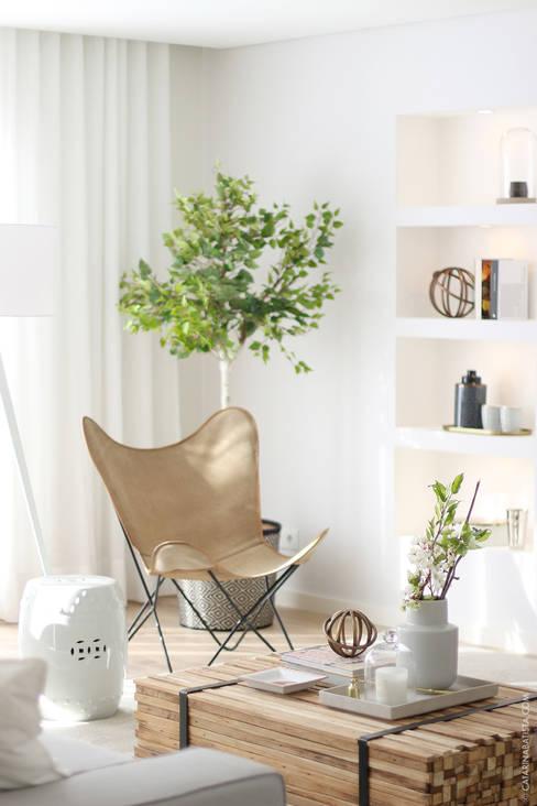 Salas de estar  por Catarina Batista Studio
