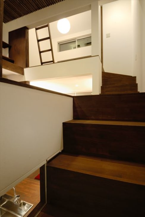 Stairs by nest