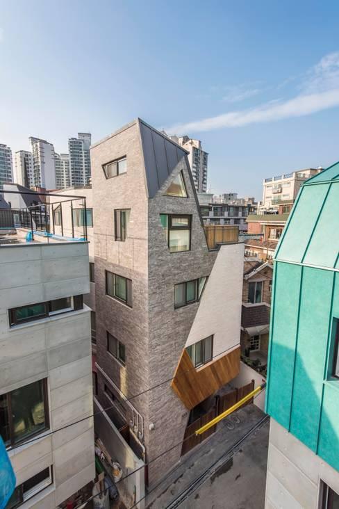 Nhà by 오파드 건축연구소