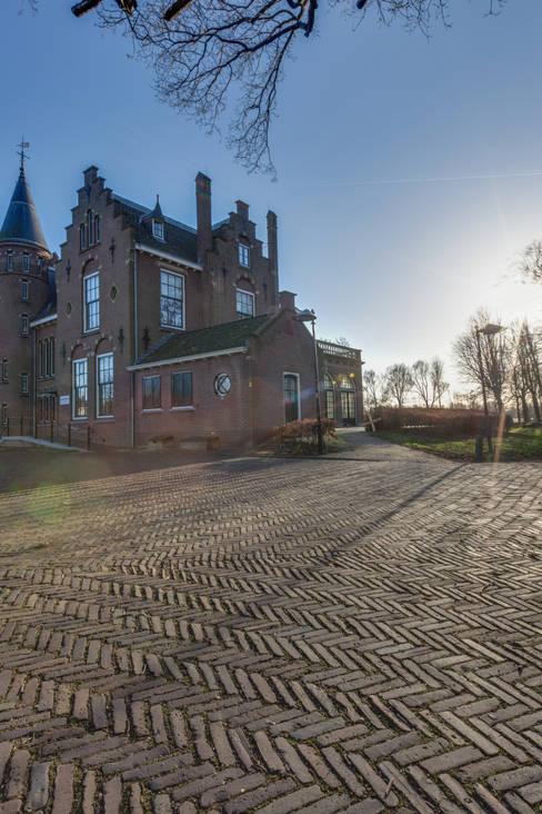 مكاتب ومحلات تنفيذ Dineke Dijk Architecten