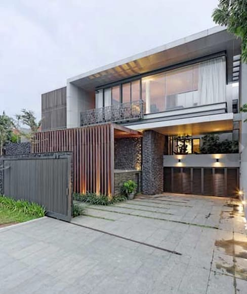 Houses by Jati and Teak