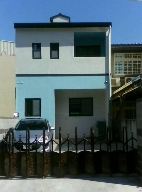 防震綠建築:   by 安居住宅有限公司